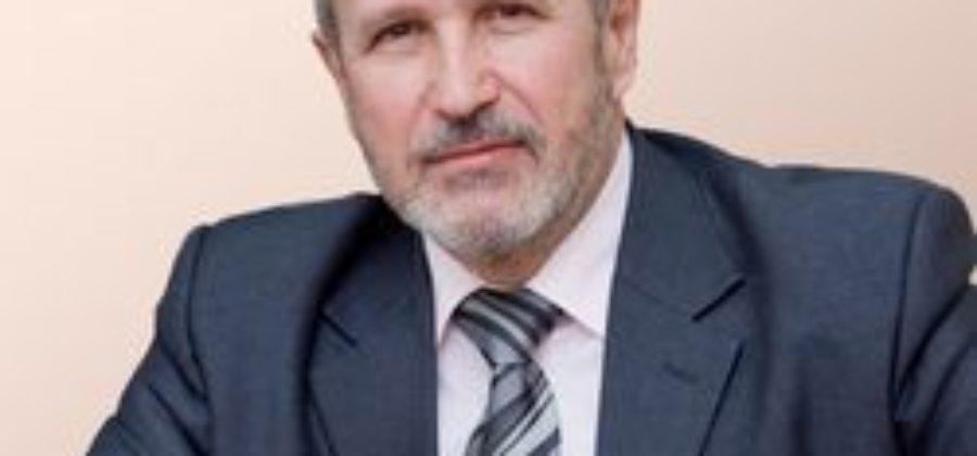 Владимир Александрович Долганов, директор колледжа до мая 2018 года