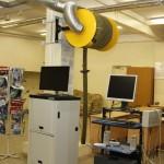 Лаборатория электронных систем управления двигателем