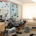 Лаборатория устройства автомобилей