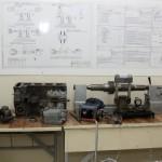 Лаборатория технического обслуживания и ремонта автомобилей