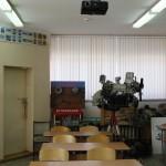 Кабинет-лаборатория устройства автомобилей