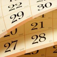 Сроки приема заявлений и другие важные сроки в 2021 году