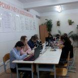 Студенты колледжа приняли участие во Всероссийском экономическом диктанте