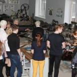 Школьники на экскурсии в Ижевском политехническом колледже