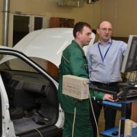 Республиканская олимпиада по специальности «Техническое обслуживание и ремонт автомобильного транспорта»