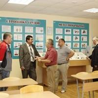 Встреча с министром транспорта и дорожного хозяйства УР – Вахромеевым Виктором Павловичем